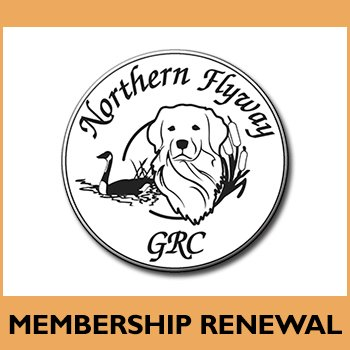 Membership Renewal Northern Flyway Golden Retriever Club